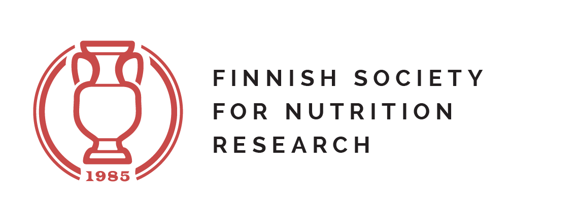 Logo of Finnish Society for Nutrition Research